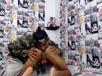 Saimond Smit & Torino Boy Private Webcam Show