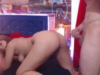 Apolo Gil & Challane & Essmeralda Private Webcam Show