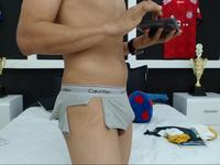 Christopher Gibson Private Webcam Show