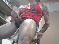 Carter Rucker Private Webcam Show Jock-strap