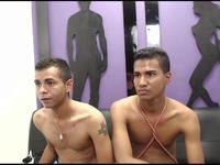 Emanuel & Nahun Private Webcam Show