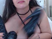 Samanta Soto Private Webcam Show