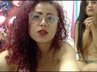 Michelle Pretty & Paulina Blonde Private Webcam Show