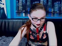 Frida Keiser Private Webcam Show