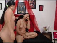 Pamela & Shantal Private Webcam Show