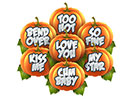 Pumpkins (All 7 Set 1)