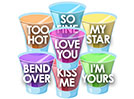 Shot Glass (All 7 Set 1)