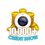 10,000+ Credit Show