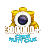 300,000+ Credit Party Chat