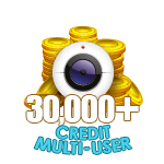 30,000+ Credit Multi-User Show