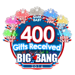 400 Gifts