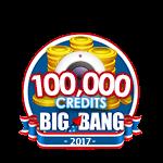 4th of July 100,000 Credits