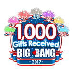 1000 Gifts