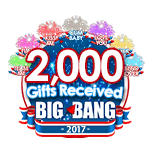 2000 Gifts