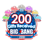 200 Gifts