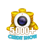 5,000+ Credit Show