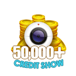 50,000+ Credit Show