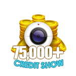 75,000+ Credit Show