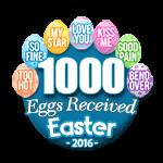 1000 Eggs