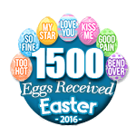 1500 Eggs