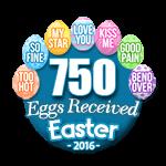 750 Eggs