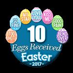 10 Eggs