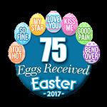 75 Eggs