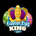 Easter 2017 King
