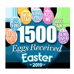 1.500 Eggs