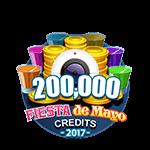 Fiesta 200,000 Credits