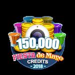 Fiesta 150,000 Credits