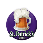 St Patricks 2014 Beer