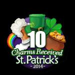 10 Charms