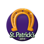 St Patricks 2014 Horseshoe