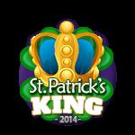 St Patricks 2014 King