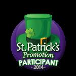 St Patricks 2014 Participant