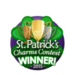 St Patricks 2015 Charm Winner