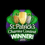 St Patricks 2015 Charm Winner
