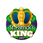 St Patricks 2017 King