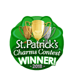 St Patricks 2018 Charm Winner