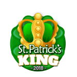 St Patricks 2018 King