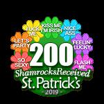 200 Shamrocks