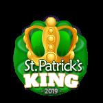 St Patricks 2019 King