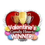 Valentines 2014 Candy Winner