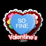 So Fine Candy Heart