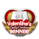 Valentines 2016 Daily Winner