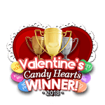Valentines 2018 Candy Winner