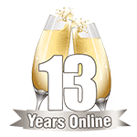 13-Years Online