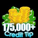 175,000 - 189,999 Credit Tip