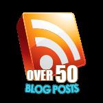 50 Blog Posts